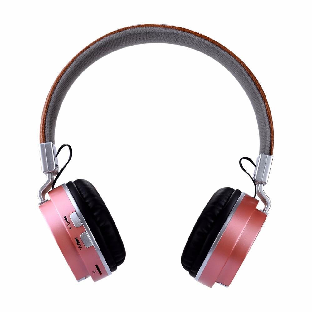 29d9a93e368 Shenzhen the stereo Headset Higi BT819 consummer electronic products  Headsets Wireless earphones headband bluetooth headphones