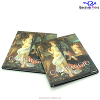 Deluxe Art Book Printing Coffee Table Book Printing Service
