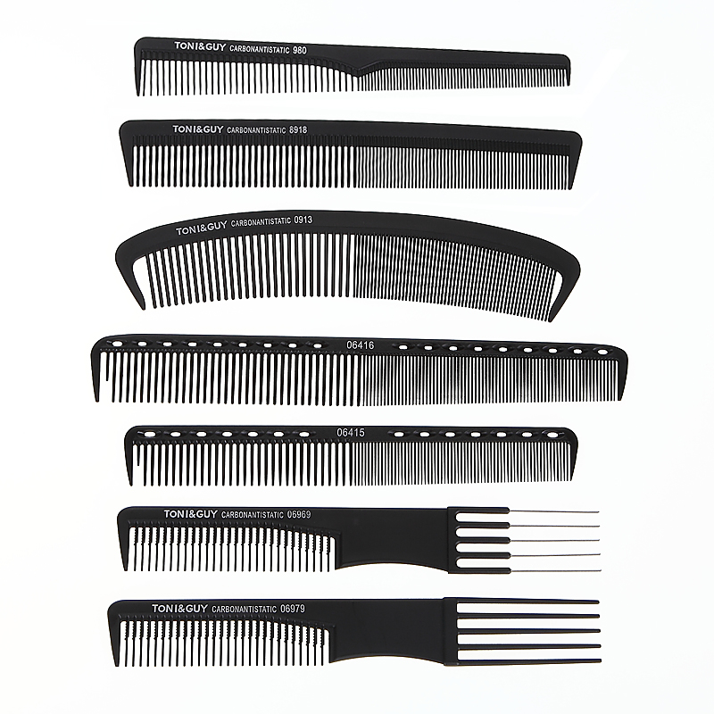 Vmae High Quality Factory Supply Top Quality Professional Carbon Fabric <strong>Lice</strong> <strong>Comb</strong> Hair <strong>comb</strong>
