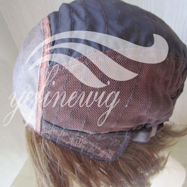 Adjustablejewish Wig Caps,Silk Wig Cap For Making Wigs,Silicone ...