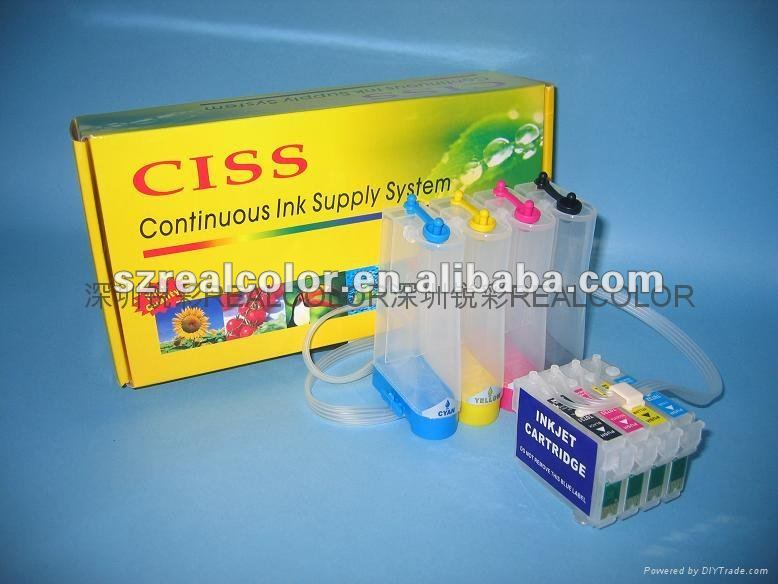 CISS/ink cartridge/ ink for Epson S20 with new chip