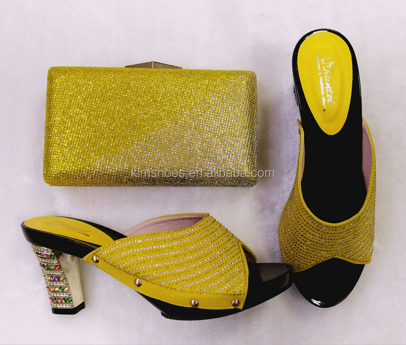 Shoes Matching Style Bridal 01 Handbags To With African Shoes Bag Bag Matching TH02 With And Set Shoes Evening With Dresses wgOq8f