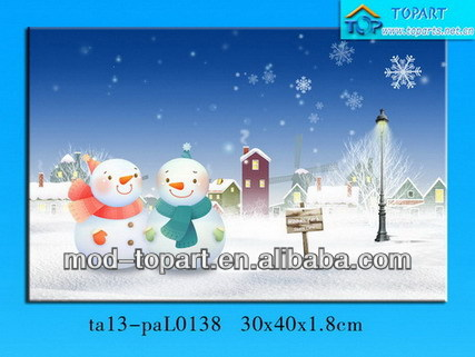 Professional fuzhou supplier xmas photo decorations for wall