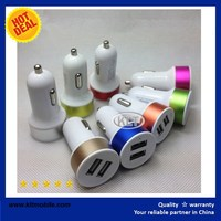 KLT-2 Port USB Car battery charger 12v 24v 36v 48v UK US AU Plug
