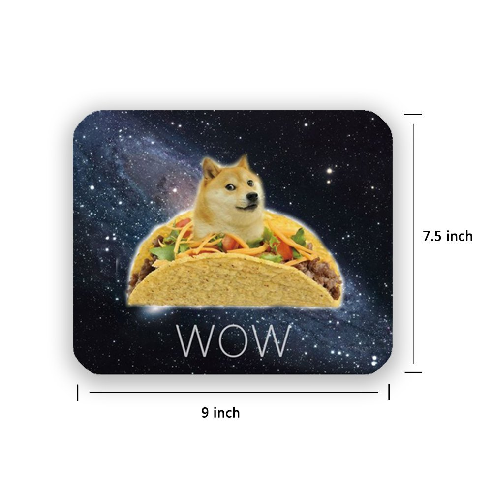 Buy Doge In Taco Chicken Rolls Flying Across The Galaxy