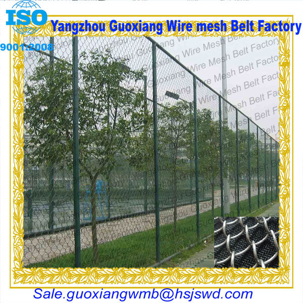 High quality road guardrail or wire metal high way fence or roadway fence