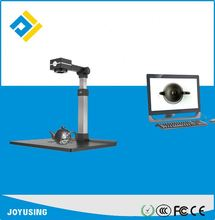 Computer hardware and software the automatic book scanner 5M document camera