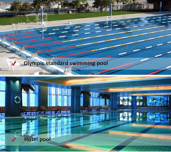 Ceramic Blue Glazed Tile Corner Edge For Swimming Pool Of Foshan Manufacturer Price Buy Tile