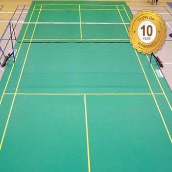 Synthetic Material Badminton Court Flooring Mat Buy