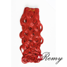 Remy Hair Extension-European 100% brazilian virgin human hair