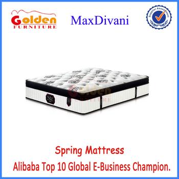 Alibabba Top Sel Mattress Memory Foam With Pillowtop S2014-2 ...