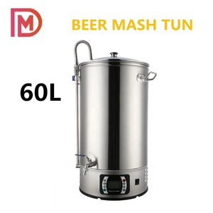 60L Beer Brewer Equipment /Beer Mash Tun / cerveza equipo casero / Stainless steel mash tun 40L 60L / ,Microbrewery