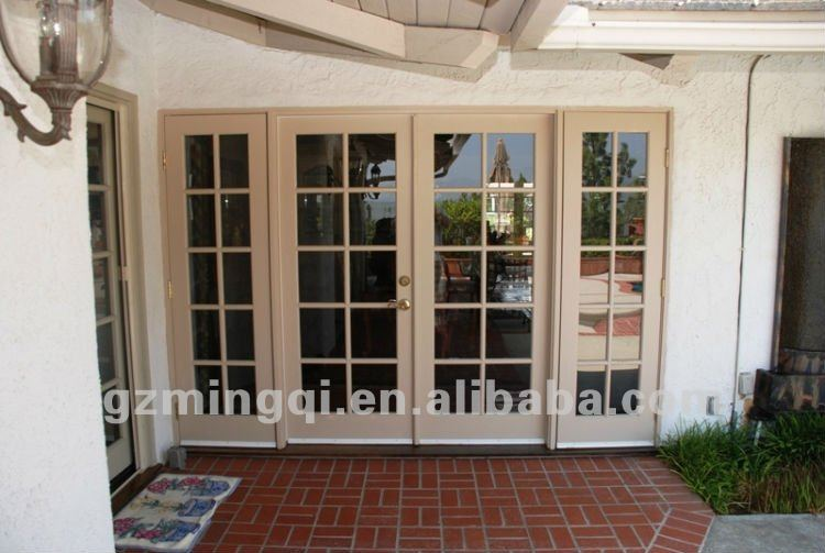 Thermal Break Aluminum French Style Windows And Doors Buy French