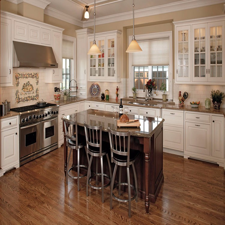 Guangzhou Building Material Pantry Mdf Kitchen Cabinet ...