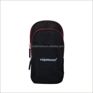 Ecig Portable Bag Vapesoon Hand Caught Pouch Bag Atomizer Vape Mod Cartridge Packaging Bags