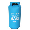 Custom Portable Factory Wholesale PVC Waterproof Dry Bag with Straps for Outdoor Camping and Hiking