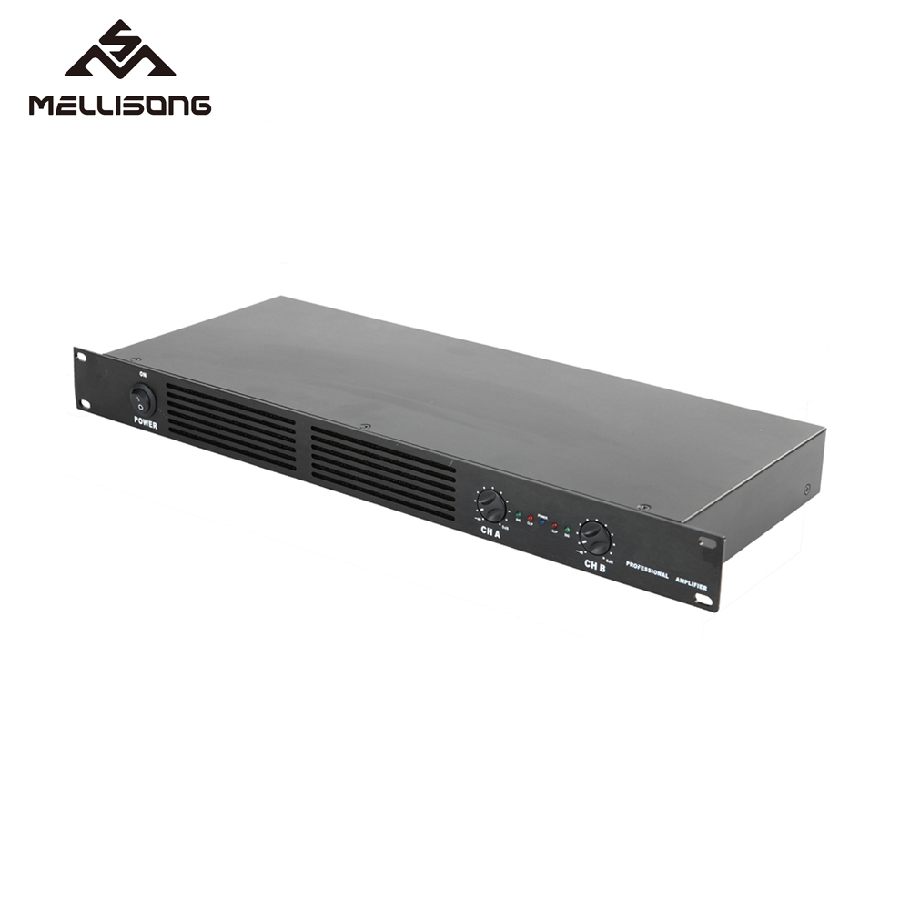 1u Digital Power Amplifier Class D amplifier MA Series with RoHS and CE