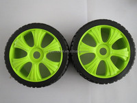 RC Car 1/8 Off-Road Buggy Tires(180035) with foam insert