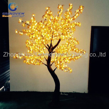Led Outdoor And Indoor Decoration Maple Tree Lighting