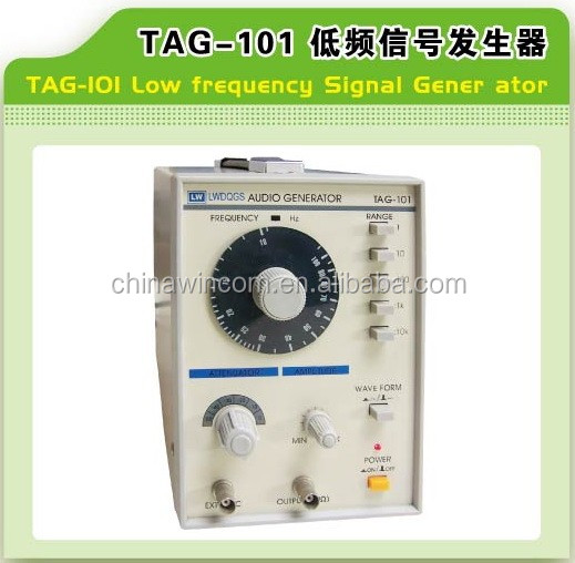 Low Frequency Function Signal Audio Generator Producer--tag-101 - Buy  Signal Generator,Low Frequency Function L Generator,Lab Equipment Product  on