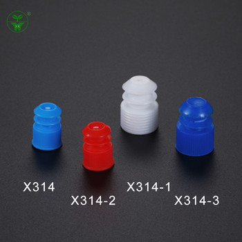 Best selling medical products plastic test tube plug for sale