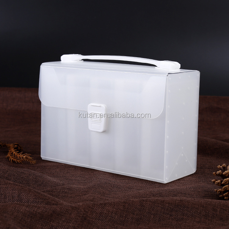 clear PP plastic packaging,plastic frosted PP file boxes ,plastic custom file folder document boxes