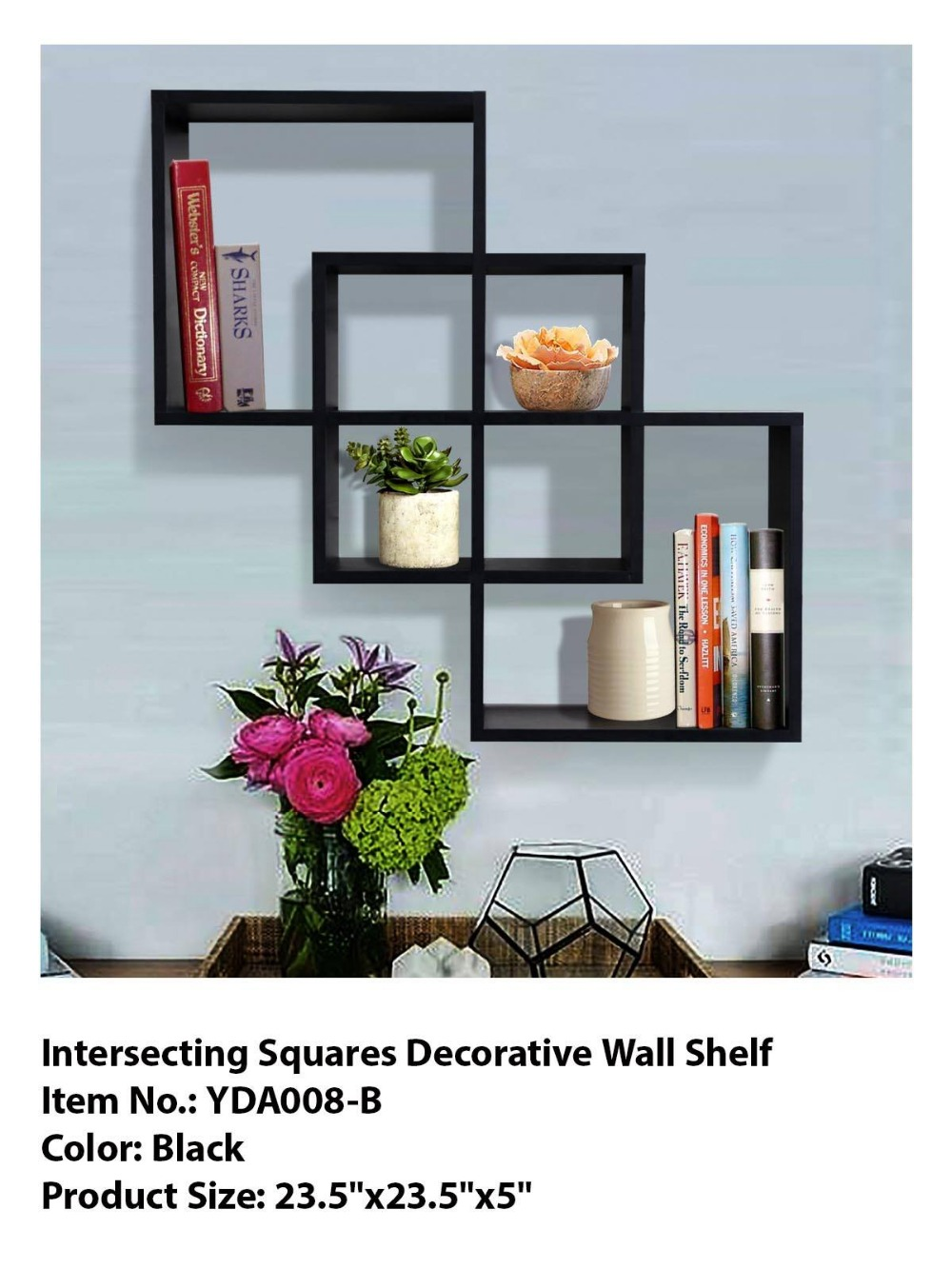 6 pieces interlock wall cubedecorative wooden wall cubescube 6 pieces interlock wall cubedecorative wooden wall cubescube wall shelf amipublicfo Image collections