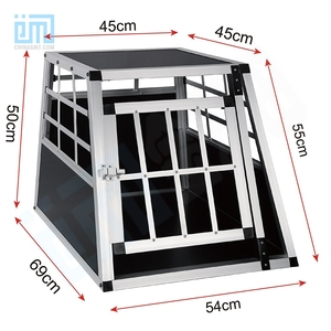 Custom Kennel Aluminum Dog Cage For Sale