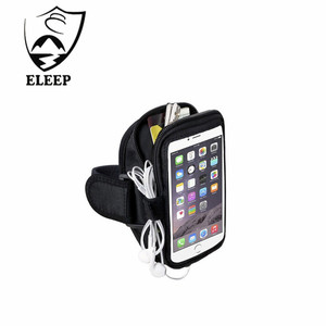 Mobile Phone Accessories Armband For iPhone 6 Neoprene Fabric Armband