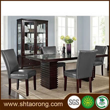 wooden dining room furniture set TRDT-400