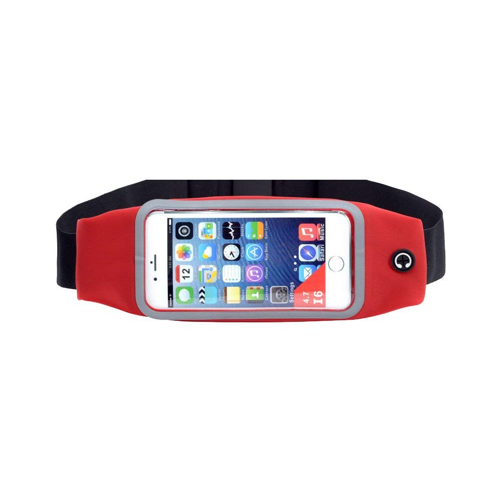 SEAMUSIC New window touchable pockets for phone outdoor sports pockets waterproof touch pockets