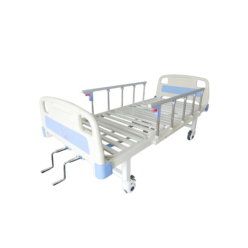 ORP direct factory double cranks hospital bed cama de hospital ajustable mobile cabin hospital tent in spain