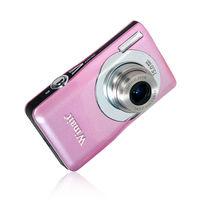 9Mp sensor digital camera with 5x optical viewfinder