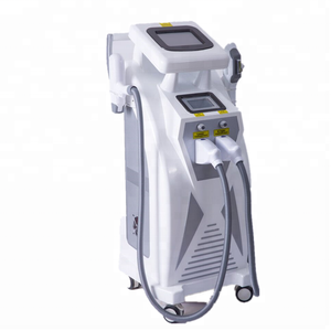 Beauty Equipment Shr+elight+ipl Opt Ipl Multifunction Super Hair Removal Machine