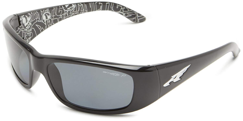 b903214742 Get Quotations · Arnette Quick Draw AN4178 Wrap Polarized Sunglasses