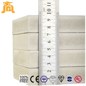 High Strength Cellulose Fiber Cement Backer Board For Floor
