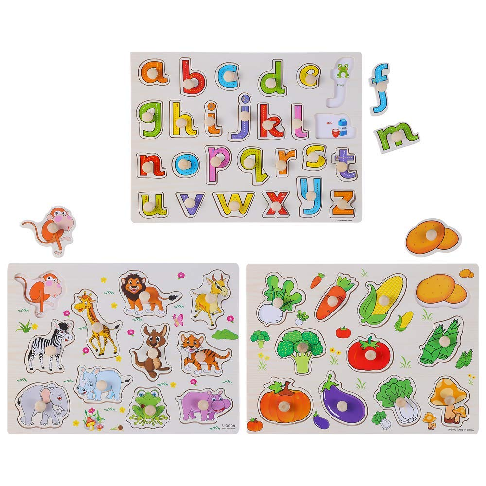 Color & Shape Toys & Hobbies Children Early Learning Toys Wooden Letter Fruits Vegetables Cognitive Card English Letter Identification Cards For Baby A Complete Range Of Specifications