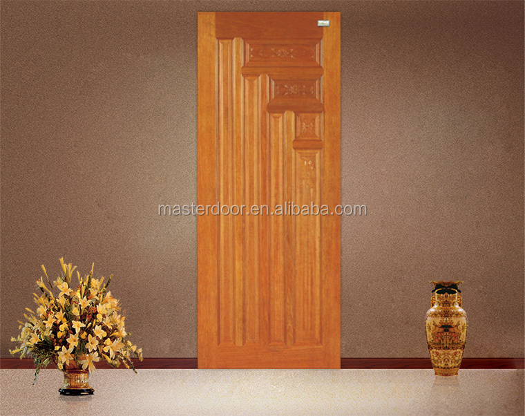 Modern Wooden Pooja Room Door Design Part 80