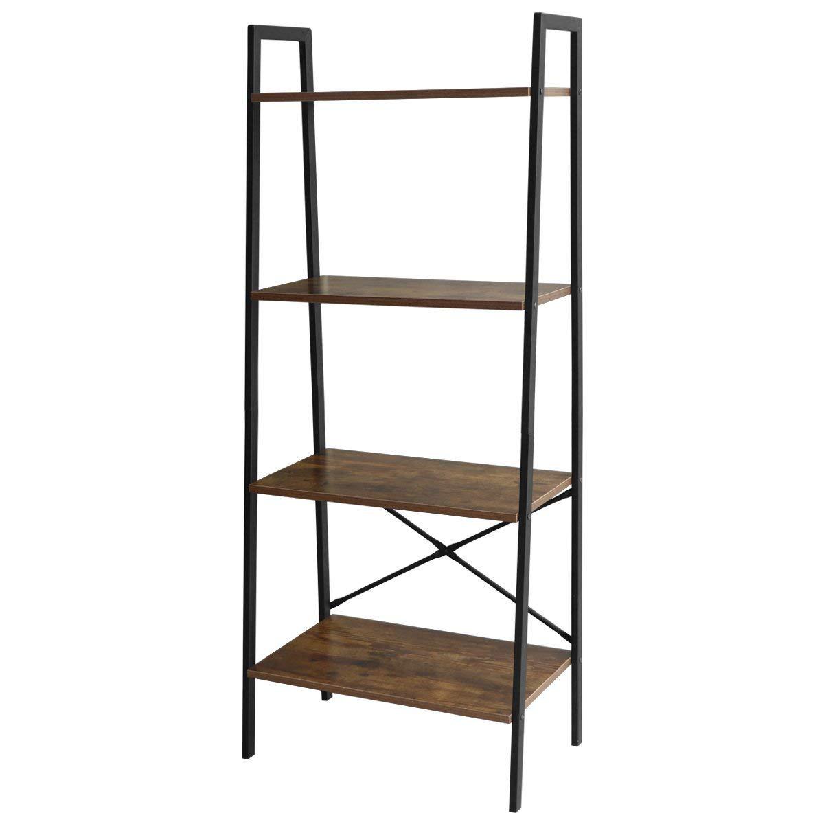 Buy Bathroom Ladder Shelf Rustic Bathroom Shelf Industrial