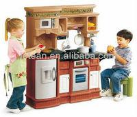 LT-2155D happy small kids plastic kitchen toys
