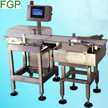 weight checker machine