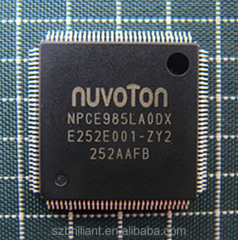 Nuvoton Npce985la0dx Qfp Ec Bios Ic Chip - Buy Npce985la0dx Product on  Alibaba com