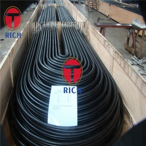 TORICH Alibaba high quality SA192 U Heat Exchanger Tubes with competitive price