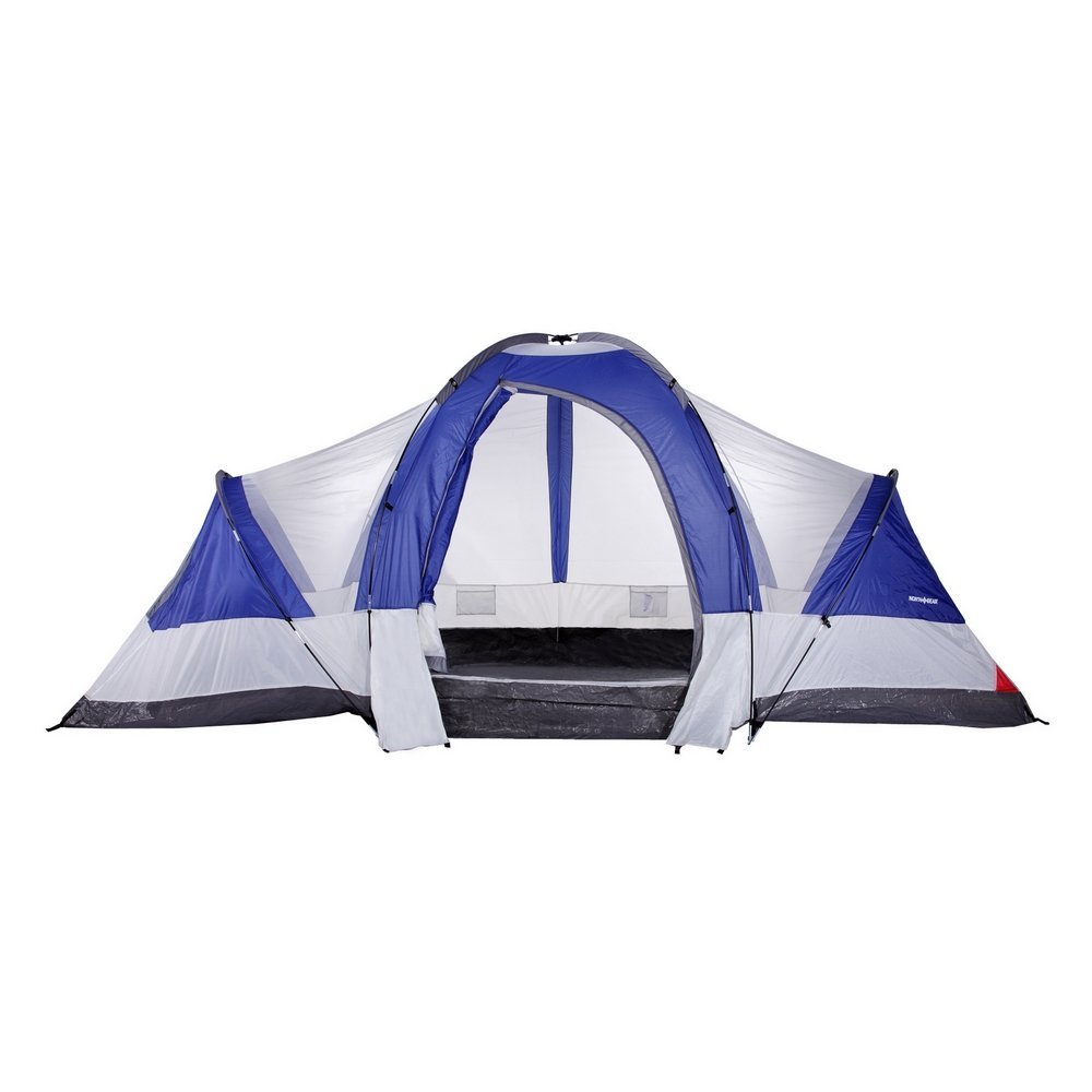 Get Quotations · North Gear C&ing Deluxe 8 Person 2 Room Family Tent 18u0027 x ...  sc 1 st  Alibaba.com & Cheap Swiss Gear Montreaux Ten Person Family Dome Tent find Swiss ...