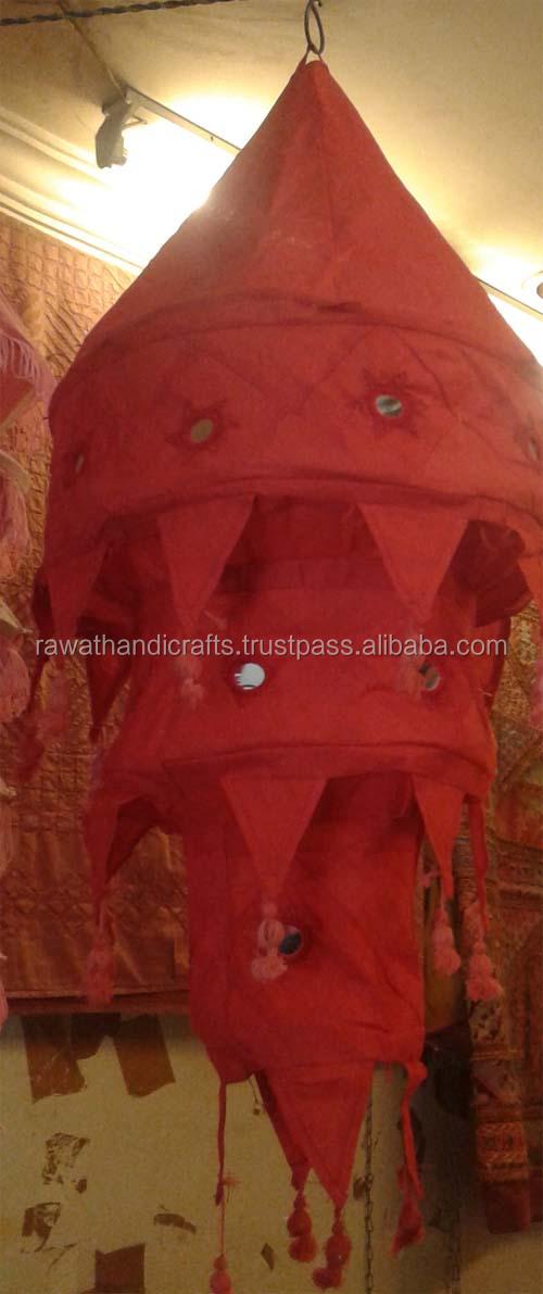 Applique Art Lamp Shades Hanging Lamp Designer Lamp Shade ...