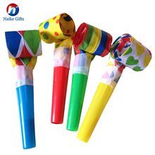 Lustige Baby Kinder Kinder Geburtstag Party Whistle Blowing Drache Blowout