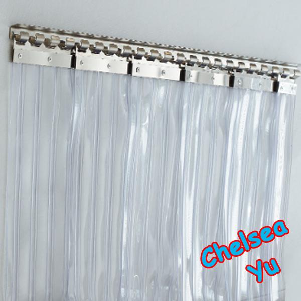 Rideau à lanières PVC pour chambre froide-Portes-ID de produit ...