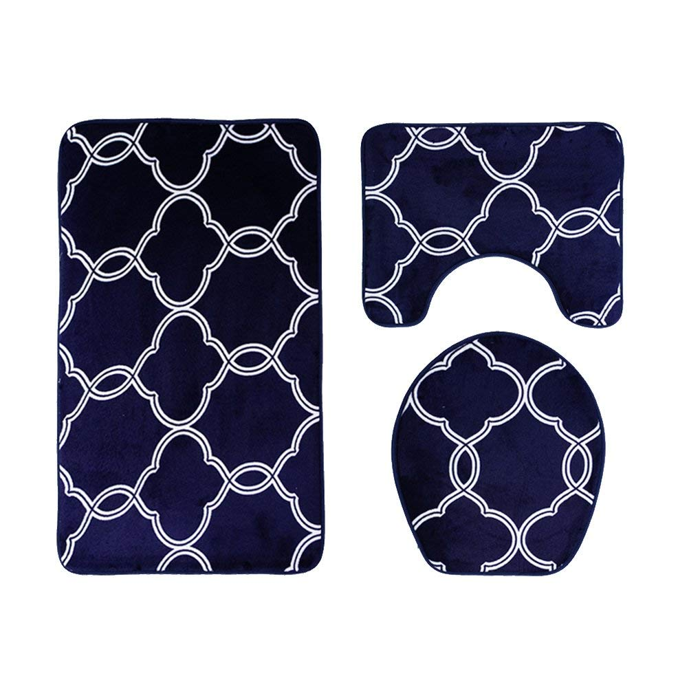 Outstanding Cheap Bath And Toilet Mat Set Find Bath And Toilet Mat Set Machost Co Dining Chair Design Ideas Machostcouk