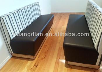 Bar Club Booth Seat Night Club Banquette Seat Set Sale Restaurant