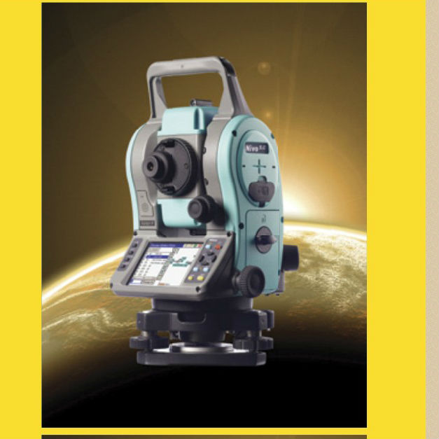 Nikon Nivo C Series Total Station Land Surveyor